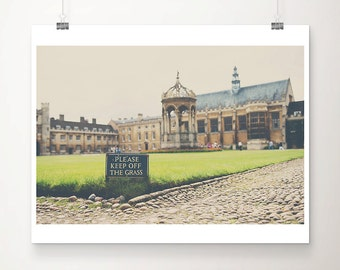 cambridge photograph trinity college photograph cambridge print travel photography sign photograph english decor architecture photograph