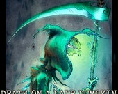Death on a Pale Pumpkin -  4oz Room Spray: Black Phoenix Trading Post