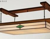 Large Dining Room Lighting Fixture - Chandelier