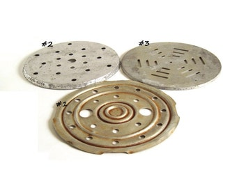 Metal Pan Inserts Pressure Cooker Rack Canning Steamer Accessory Food Photography Props Pot Insert