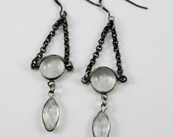 Glass Bauble Earrings