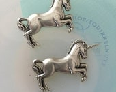 Illustrators Unicorn Stamping in Heirloom Silver (1 pc)