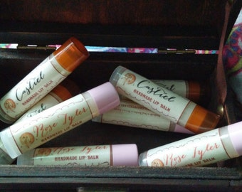 Castiel - Handcrafted Lip Balm