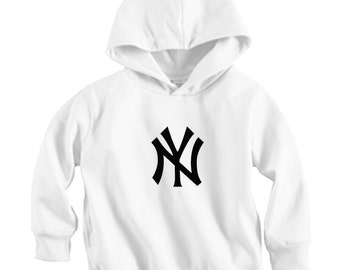 New York Yankees - Long sleeve Hoodie Shirt (Baby / Infant / Toddler / Children's)