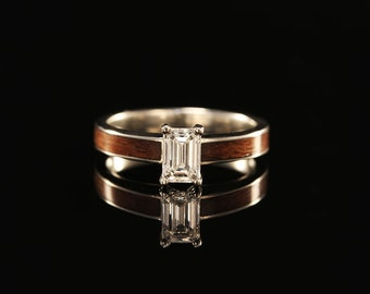 Tiffany Wood Engagement Ring
