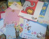 Kawaii stationary and sticker grab bag