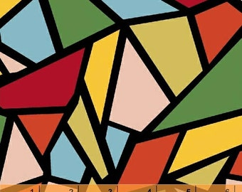 I Like You - Stained Glass by Amy Sedaris from Windham Fabrics