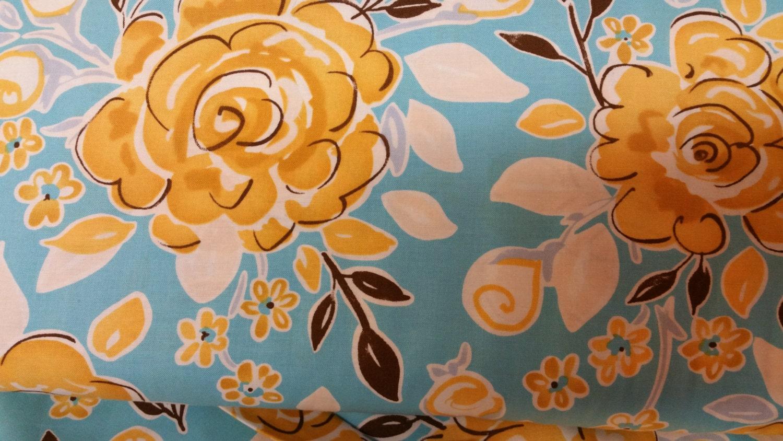Sale stripe print by dena designs from tea garden for Dena designs tea garden