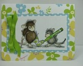 Sweet Sentiments Get Well Greeting Card