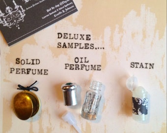 Deluxe Samples : Your Choice  FREE   SHIP