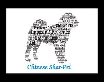 Chinese Sharpei,Chinese Sharpei Art, Chinese Sharpei Artwork, Chinese Sharpei Print, Sharpei,Chinese Sharpei Lover, Chinese Sharpei Gift
