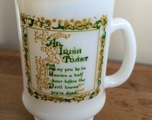Heavenly Blessings Mug pedestal cup blessing