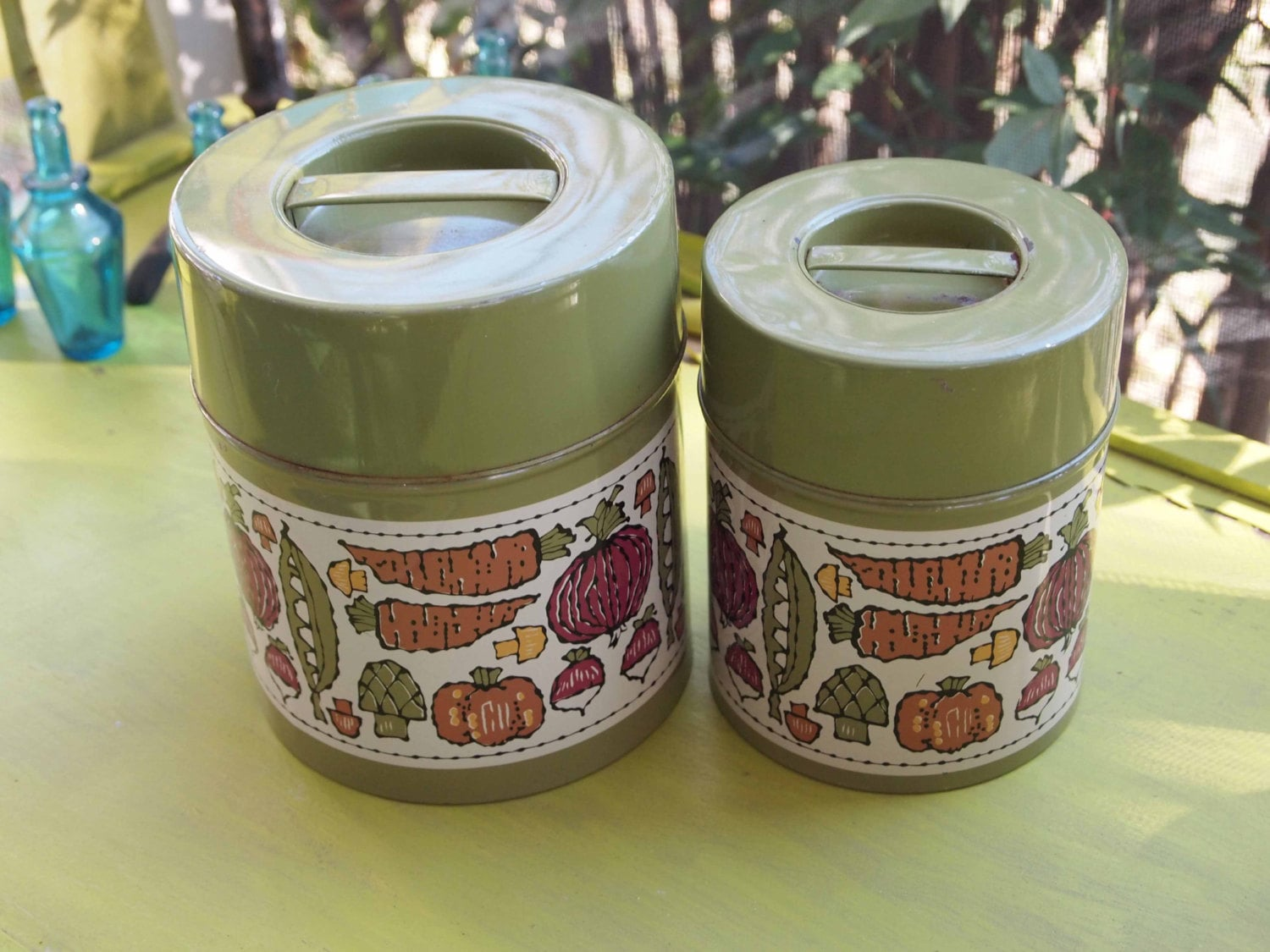 Kitchen Canisters Metal Canisters Kitchen Storage Cans