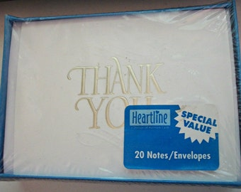 Heartline Thank You Notes