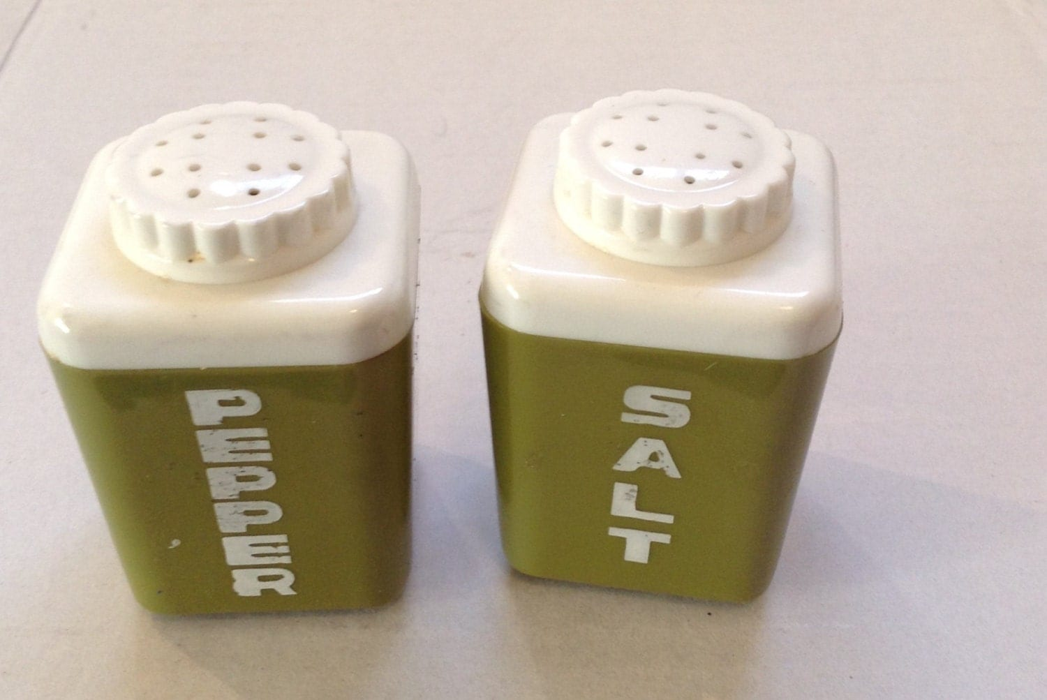 Vintage Antique Novelty Salt And Pepper Shakers By