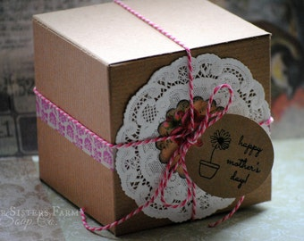 Mothers Day - Gift ideas for Mom - Mothers Day Gift Set - Mothers Day Soap - Gift for Mom - Homemade Soap - Presents for Mom