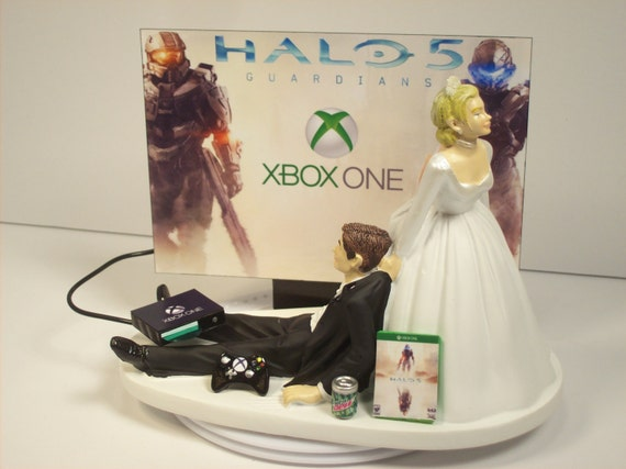 xbox one wedding cake junkie xbox one wedding cake topper by 27673