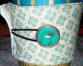 CUSTOM ORDER Coffee Cozies Saved for onandoffthehook ONLY