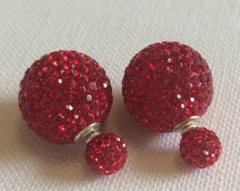 Twinkle Twinkle Mirror Ball Red