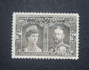 Canadian stamp 1908 #54 very rare in extra fine condition