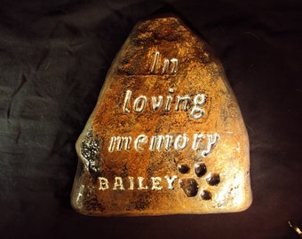Pet Memorial, Shipping Included