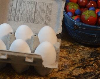 Pretend Eggs Organic Wood Play Food Pretend Food Play Kitchen