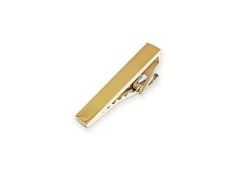 Gold Tie Bar – 1.5″
