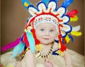 how to make an indian headdress easy