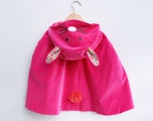 Bunny Rabbit Dress up Cape