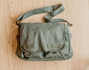 Active Duty Messenger Bag