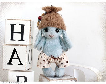 Artist Teddy Сute Bunny Baby Kesha