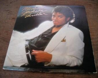 Michael Jackson Thriller Epic Record
