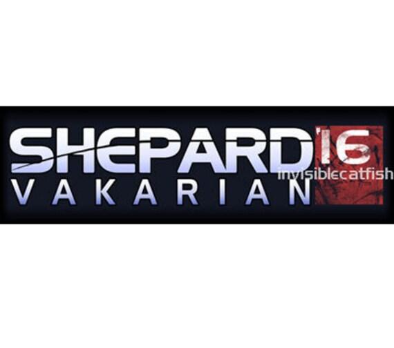 Comander Shepard & Garrus Vakarian 2016