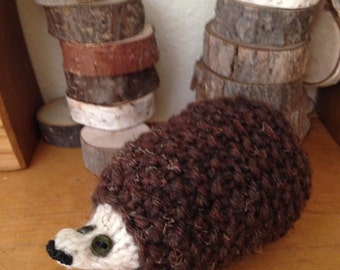 Waldorf  HEDGEHOG soft toy