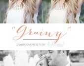 Grainy Set   Lightroom 4-5 Presets for A Film Look