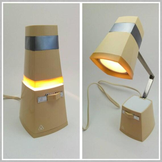 vintage viscount hi low desk lamp wall mount lamp. Black Bedroom Furniture Sets. Home Design Ideas