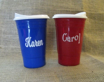 Personalized Insulated Tumbler, set of 2