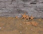 50 Tiny Starfish for Nautical Decor, Beach Weddings or Crafts  - Beach Decor Starfish