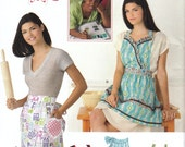 """Simplicity """"Designed with Love"""" Apron Pattern"""