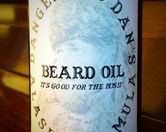 Dangerous Dan's Alaska Formula Beard Oil