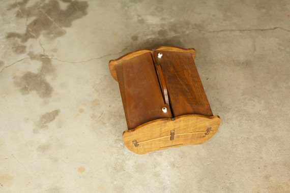 Vintage Sewing Box, Wooden Sewing Box Without Nails, Beautiful Sewing, Vintage Home Decor, Storage