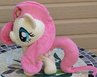 Mini Pony Plush Commission Custom