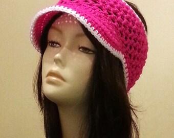 Crocheted Brimmed Headband - Light Weight Headband - Crochet Headwrap - Handmade - FREE UK delivery