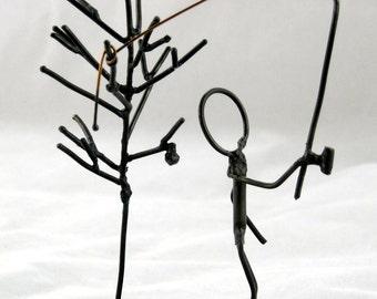 Treefish Figurine