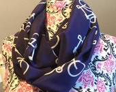 Bycicle Infinity Scarf