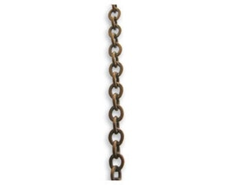 Vintaj 3.5mm Cable Chain - by the foot - SALE