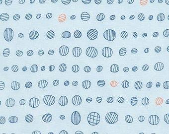Doe - Circles in Sky - AFR-15030-63 - Carolyn Friedlander for Robert Kaufman - 1/2 Yard