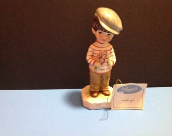 Vintage Gorham Thank You Moppet figurine