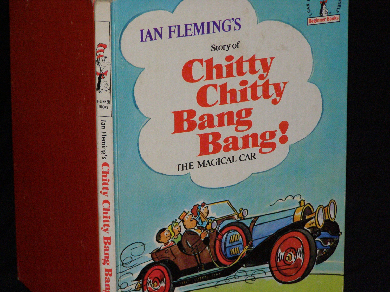 Ian Fleming's Story Of Chitty Chitty Bang Bang The