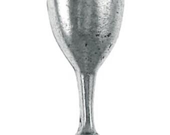 Wine Glass Lapel Pin - CC260- Wine, Winery, Vineyard, Celebration, Toast
